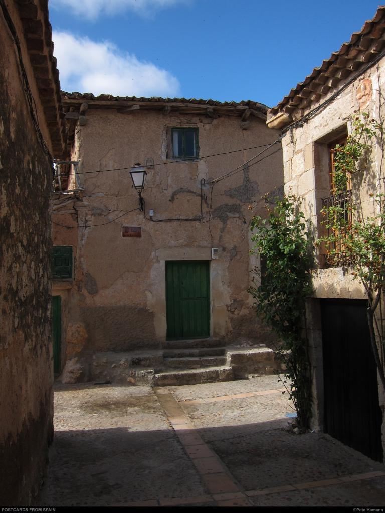 Casa Rural de MADERUELO 2