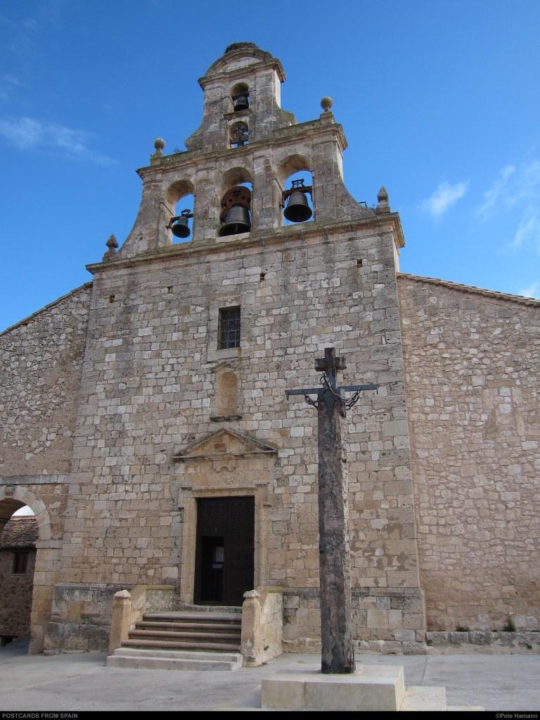 La Iglesia de MADERUELO 1